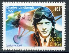 STAMP / TIMBRE FRANCE NEUF N° 3316 ** AVIATEUR CLAUDE LINDGERGH