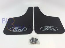 2005-2017 Ford F-150 Flat Mud Flaps Black Splash Guards For Front or Rear OEM