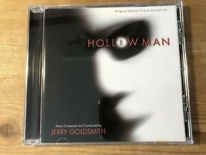 HOLLOW MAN (Jerry Goldsmith) OOP 2000 Varese Score Soundtrack OST CD EX