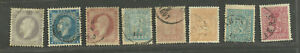 Norway Lot  E. Old skillingstamps.,. $$