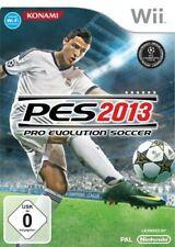 Nintendo Wii Spiel - Pro Evolution Soccer 2013 / PES 13 mit OVP