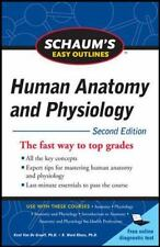 NEW - Schaum's Easy Outline of Human Anatomy and Physiology, Second Edition