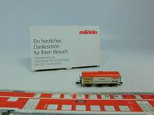 au575-0,5 # Märklin Insider MINI-CLUB Z / DC CARRO MERCI Spielwarenmesse