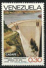 VENEZUELA 1973 JOSE ANTONIO PAEZ DAM SCOTT #1049 MNH *LV2