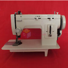 "110V/220V 7"" Arm Fur Leather Fell Clothes Thicken Sewing Machine Zigzag Stitch"
