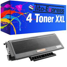 4x Toner ProSerie XXL für Brother TN-3280 TN3280 TN 3280 DCP8070 HL5340 HL5350