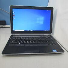 Dell Latitude E6330 Laptop,i5,2.60GHz,8GB,320GB,WIFI,HDMI,Webcam,Win 10 Pro
