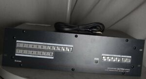 Extron Crosspoint 60-337-21 XPT Ultra 84 HVA Matrix Switcher ADSP SEE NOTES