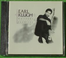 Earl KLUGH  : Whispers & Promises