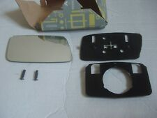 BRAND NEW GENUINE RENAULT HEATED DOOR MIRROR GLASS 7701366264