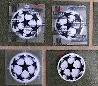 TOPPA UEFA CHAMPIONS LEAGUE 1997- 2019 PATCH CALCIO