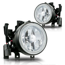 For 03-06 Honda Element Fog Lights w/Wiring Kit - Clear