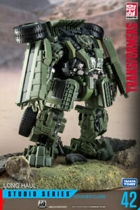 Transformers Hasbro Long Haul Studio Series 42 Voyager Devastator Member No Box