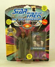 Star Trek The Next Generation Klingon Warrior Worf  TNG Playmates