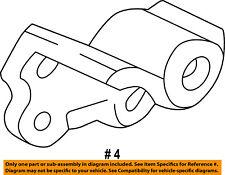 FORD OEM 89-11 Ranger Rear Suspension-Spring Bracket 4L5Z5775AA