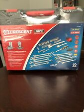 Crescent Mechanics Tool set, 70 Pc 1/4