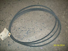 New Holland Set of 3 V-BELTS for Forage Harvesters  (Part # 242307)
