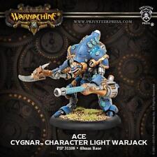Privateer Press Warmachine Cygnar Ace Character Light Warjack PIP 31108
