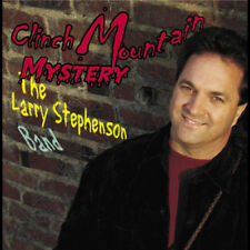 Clinch Mountain Mystery - Larry Stephenson (2004, CD NIEUW)