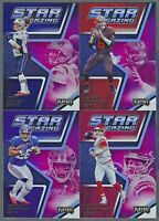 2019 Panini Playoff Football STAR GAZING Inserts Complete Your Set