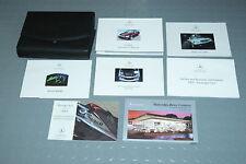 2001 Mercedes Benz C240 C320 C 240 320 Class Owners Manual - SET