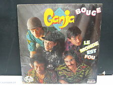 GANJA Bouge / le monde est fou PB 61353