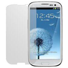 2x Samsung Galaxy S3 i9300 Pellicola Prottetiva Antiriflesso Proteggi Schermo