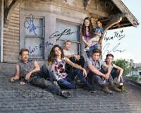 Shameless signed 8X10 print photo picture poster autograph RP