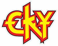 CKY Camp Kill Yourself Sticker Decal *2 SIZES*  Vinyl Bumper Window Wall