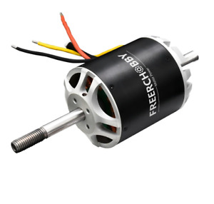 80100 Sensored Outrunner Brushless 7KW Electric Motor for E-Bike