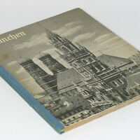 Munchen German Photo Book 1930s Hofbrauhaus Munich Frauenkirche Bavaria Isar