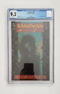 Sandman #8 CGC 9.2 First Death