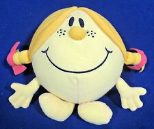 "LITTLE MISS SUNSHINE TALKING 8"" PLUSH DOLL TOY MR MEN FISHER PRICE"