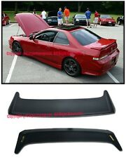 For 97-01 Honda Prelude JDM Mugen Style Rear Trunk Wing Spoiler SH SE BB6