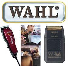 Wahl Balding Afro Clipper Hair Cutting Machine + Wahl Finale Razor 0,1mm -4,5mm
