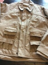 Vintage Columbia Radical Sleeve Khaki  Mens Sz M Sportswear Coat