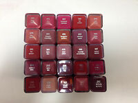 75 Piece Lot Maybelline NYX, Mixed FACTORY Damaged Lipstick Party Pack