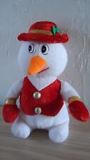 Snowman Plush Appeal The Home of Mardi Gras