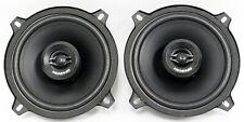 "Memphis Audio SRX52 5-1/4"" 2-way Universal Car Speakers Qty. 2  USED"