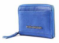 e31e4664f6d77 FREDsBRUDER Riffelinchen Ledertasche klein leicht light blue ...
