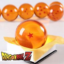New Dragonball Z Dragon Ball Large 1 Star Crystal Resin 3'' 7.6cm *USA Seller