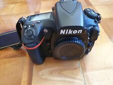 Nikon D810 body perfetta da professionista 80000 scatti