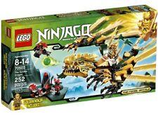 LEGO Ninjago The Final Battle The Golden Dragon Set #70503