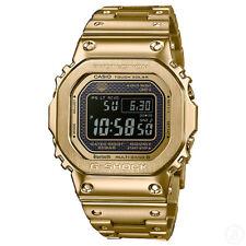 CASIO G-SHOCK Full Metal Bluetooth Gold Edition Watch GShock GMW-B5000GD-9