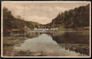 [45783] Friday Street Surrey early postcard c.1937