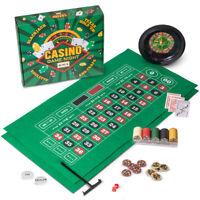Casino Game Night | Four In One Gambling Game Set