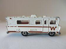 Vintage Tomica Winnebago Chieftan Motor Home Diecast 1976 Japan 1:97 Scale #1143