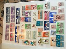 South Africa majority are nhm stamps many sets incl sheets good cat value