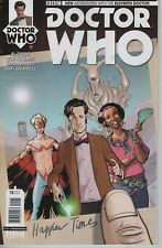 Doctor Who #15 New Adventures with the 11th Doctor comic book TV show series
