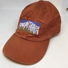 19b63abc0a9 Montana Burnt Orange State Old Navy Baseball Cap One Size Adjustable Hat